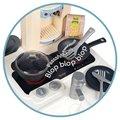 Kuchynka so zvukom Bon Appetit Kitchen Grey Smoby s rúrou na pečenie a chladnička s 23 doplnkami